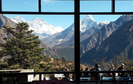 The Everest View Trek