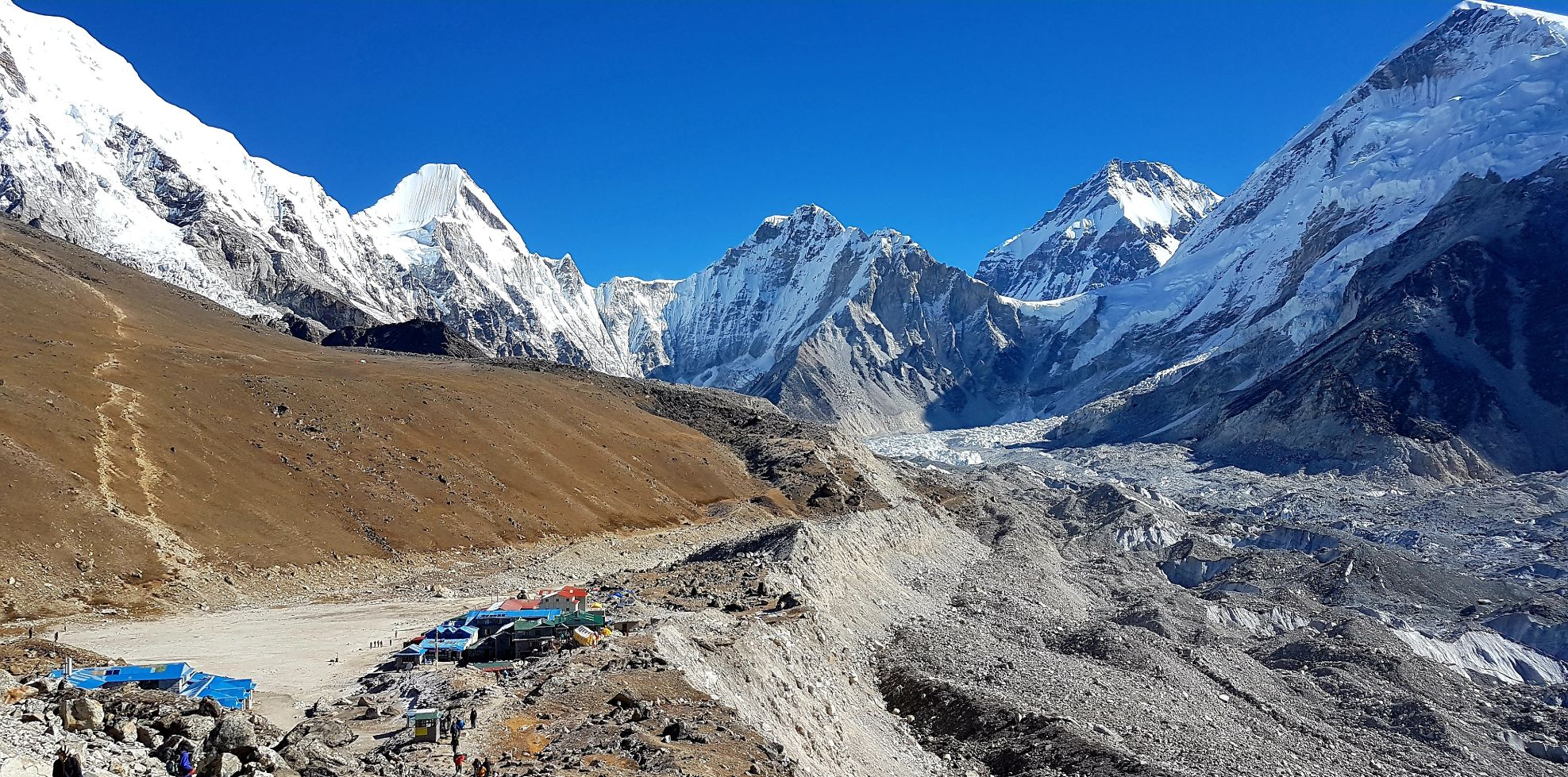 Everest Base Camp Trek 14 Days Itinerary