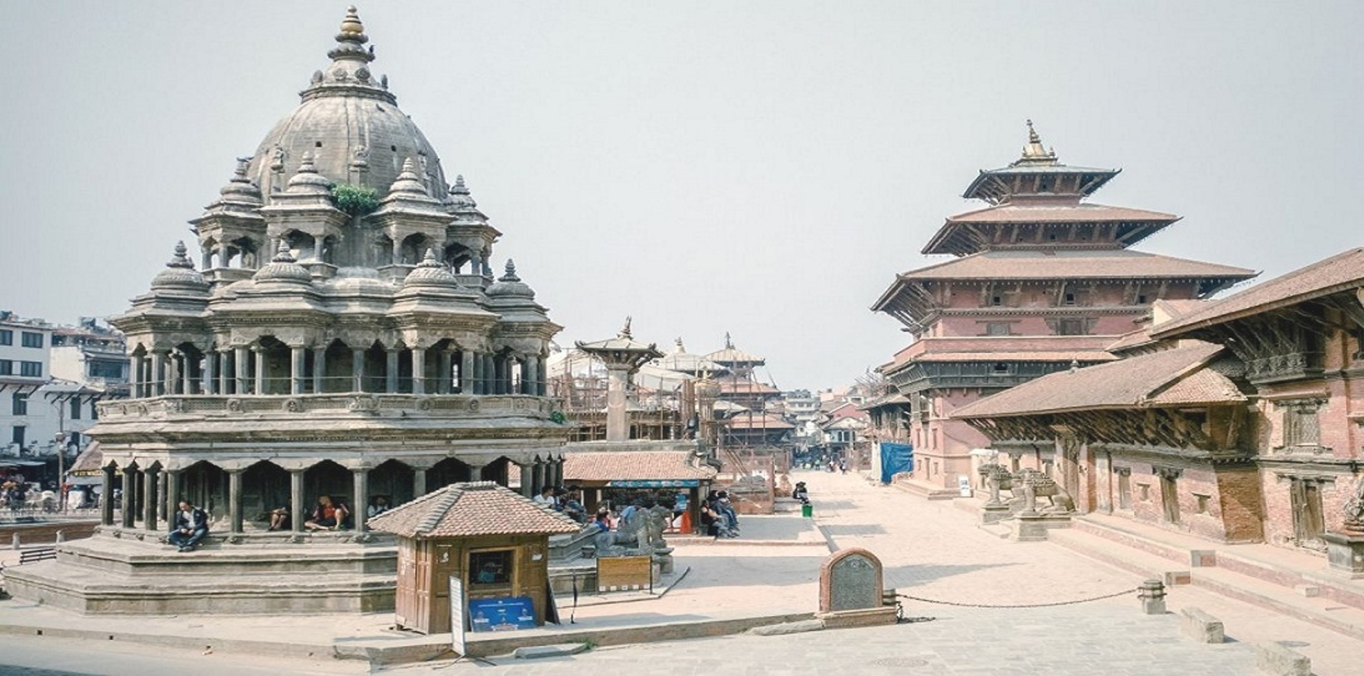 Bhaktapur and Patan Durbar Square Day Tour