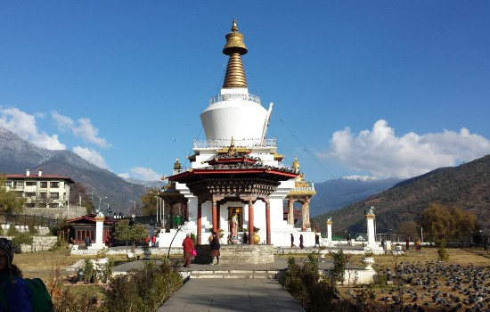Visit Bhutan tour 6 Nights, 7 Days