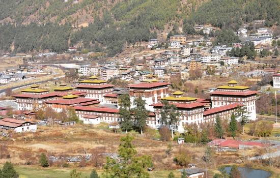 Cultural Trip of Bhutan, 5 Nights 6 Days Fly in/out