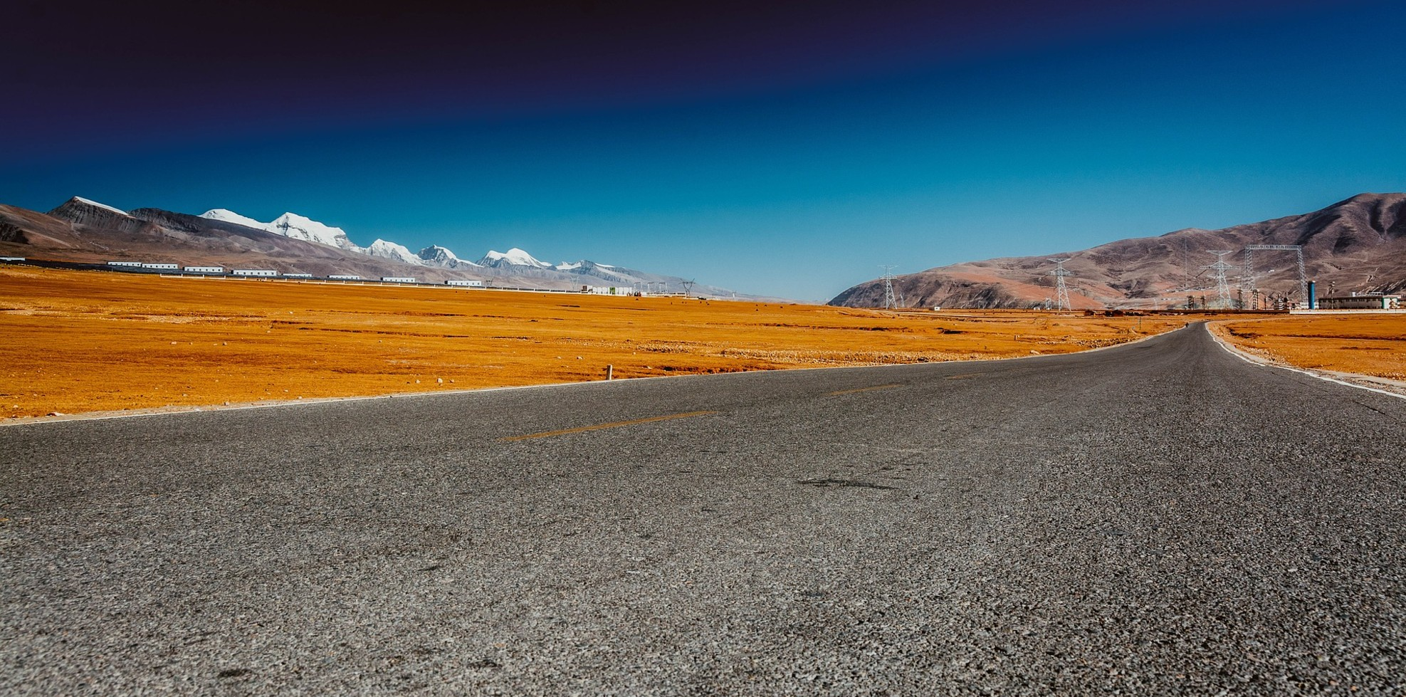 Short Friendship Highway Overland Tibet Tour