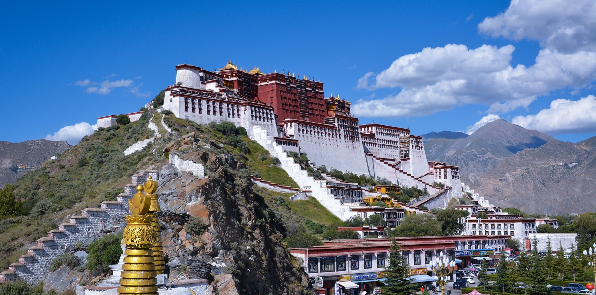 Shortest Lhasa City Tibet Tour (3 Days)