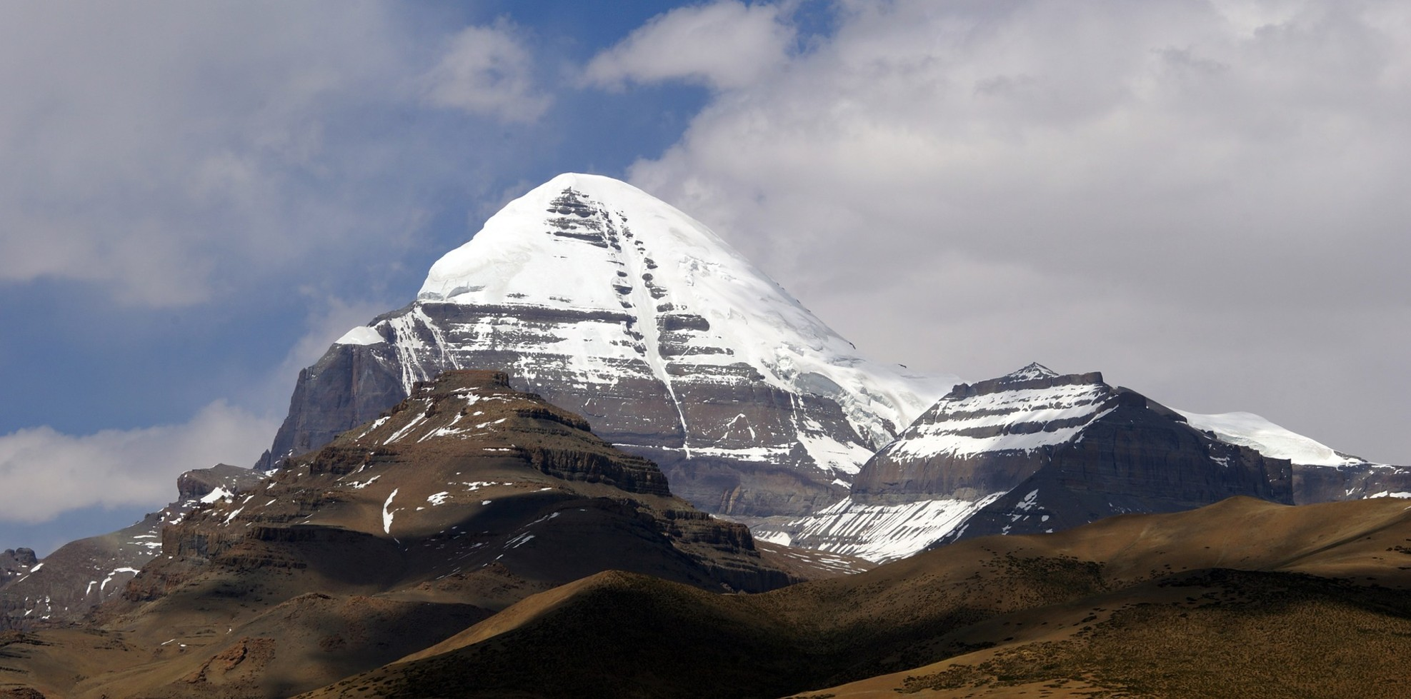 Mount Kailash Tour with Hike to Everest Base Camp (EBC)
