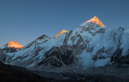 Everest Base Camp Trek Nepal & Lhasa Tour -19 Days