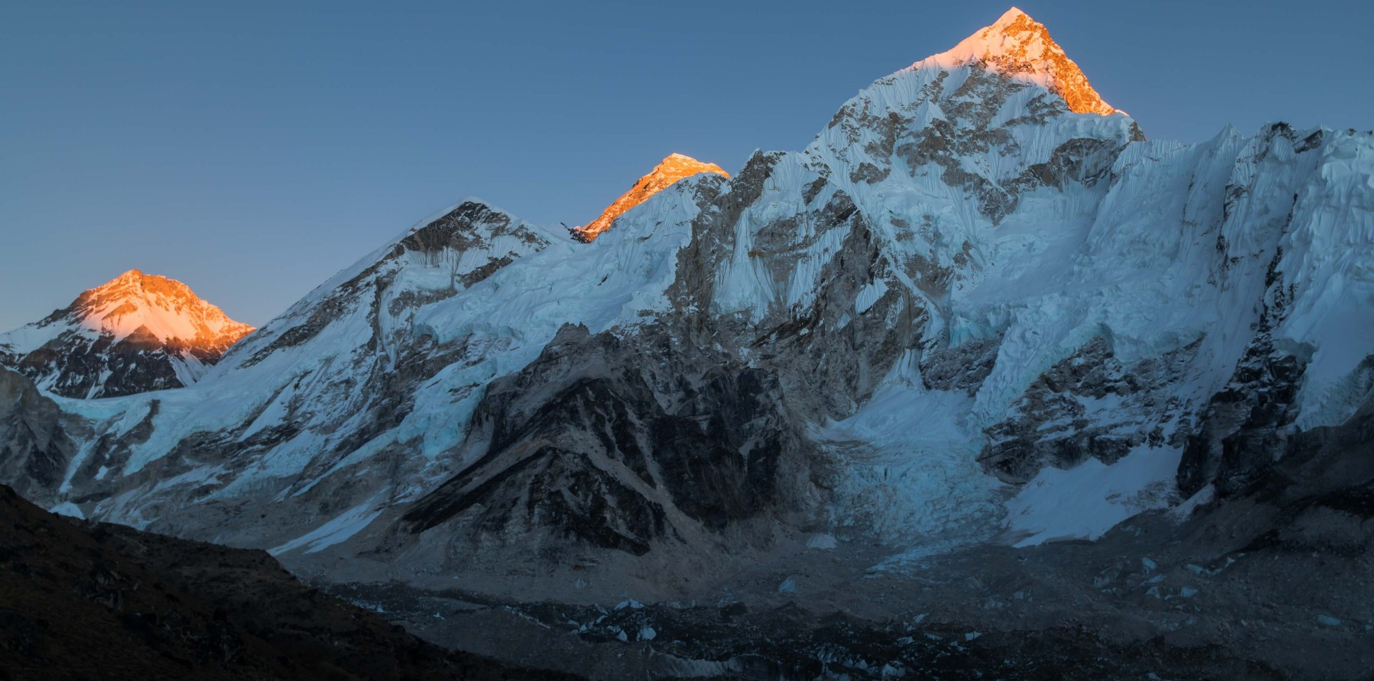 Trek 3 High Passes in Everest Region (16 Days)
