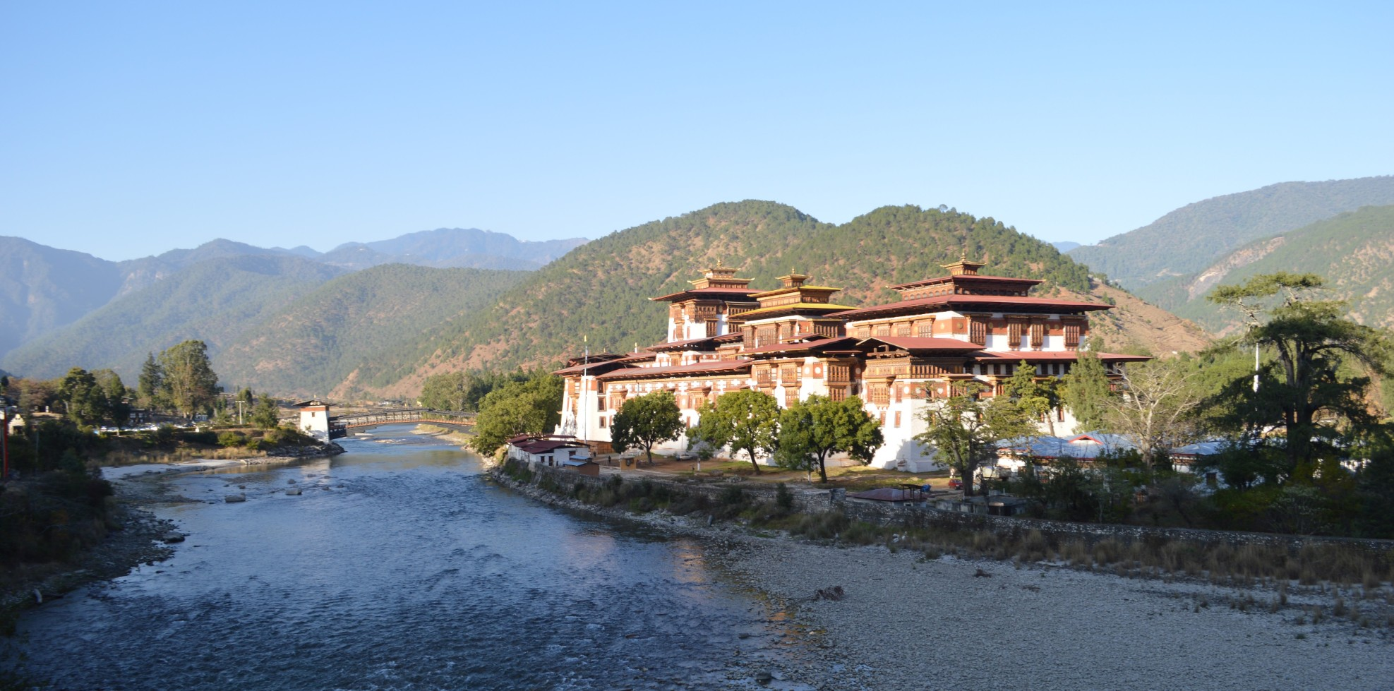 7Nights 8Days Inspiring Bhutan Tour Package