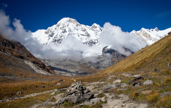 Annapurna Base Camp Shortest Trek 5 Days