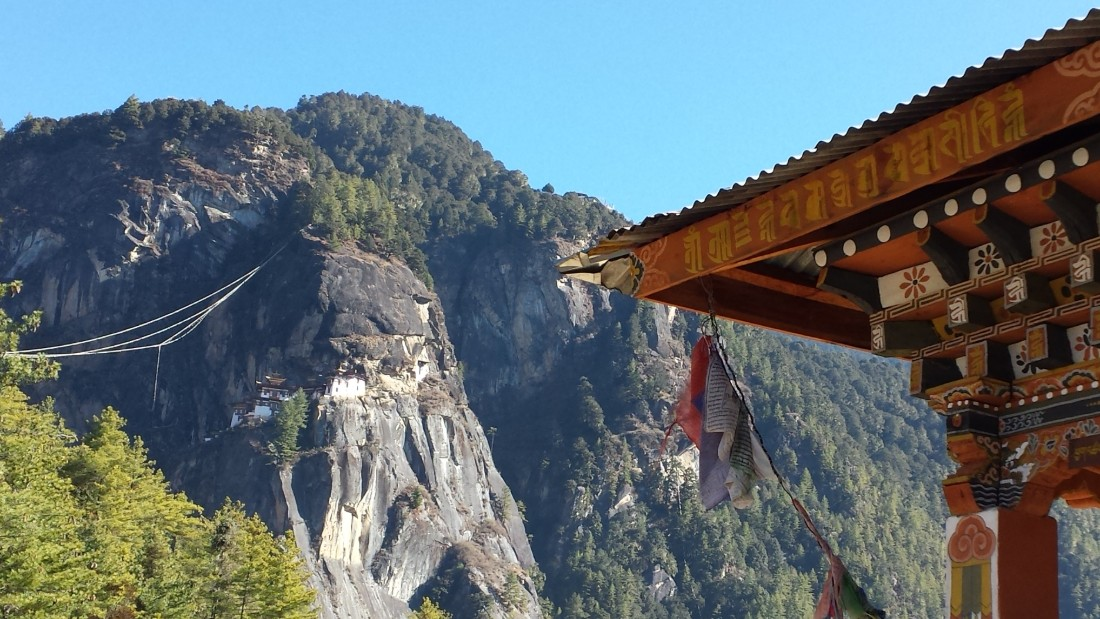 All You Need To Know About The Hike To Tiger's Nest Bhutan