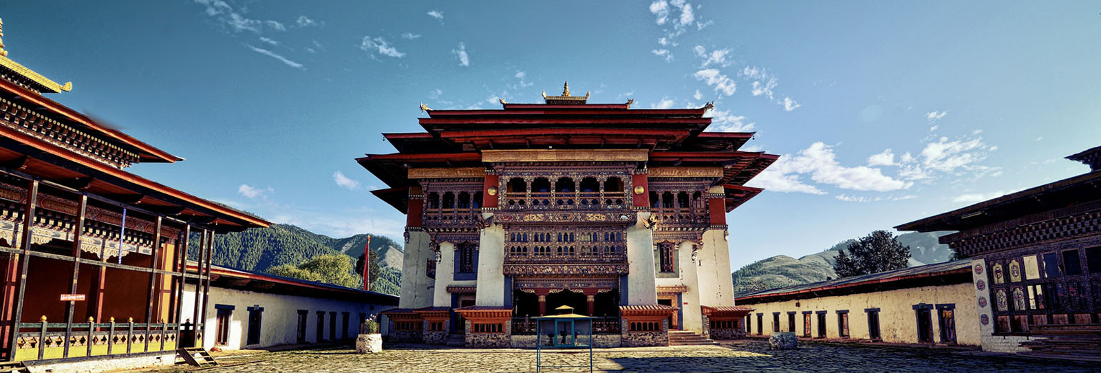 Bhutan the Dragon Tour