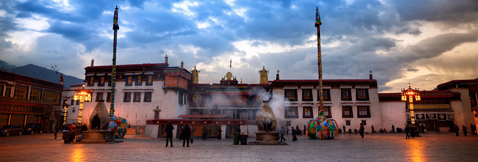 Lhasa City Tibet Tour 4-Days