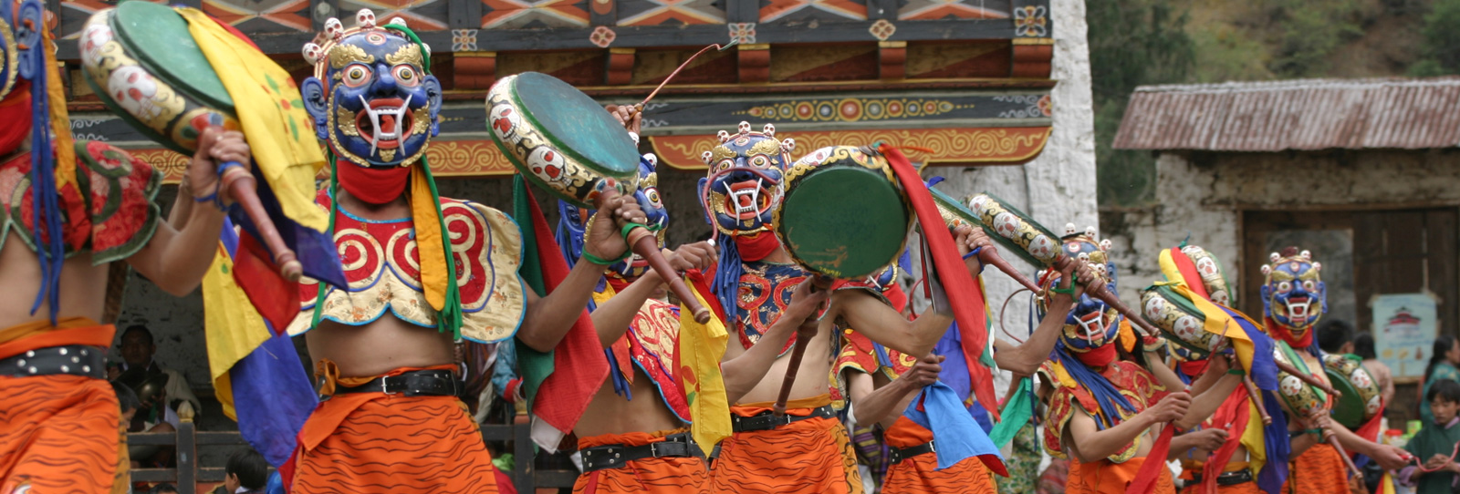 Nepal, Tibet and Bhutan Cultural Tour (Cross Country)